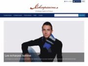 Echarpissime : Echarpe et foulard