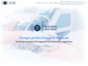 screenshot http://www.echo-medic.com/ resonnance magnetique