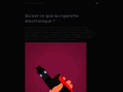Ecig-arette : boutique de cigarettes electroniques