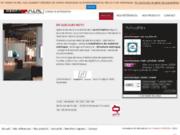 screenshot http://www.eclairage-sonorisation.com/ vente equipement sonorisation toulouse