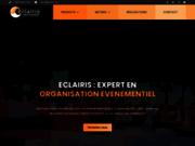 Eclairis - décorations et éclairage évènementiel