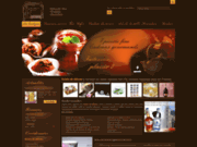 screenshot http://www.eclats-de-delices-78.com epicerie eclats de délices