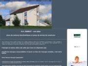 screenshot http://www.eco-plan.eu/ eco plan concept maison contemporaine économie énergie écologique et saine