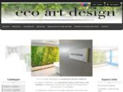 screenshot http://www.ecoartdesign.fr eco art design votre spécialiste en végétalisation