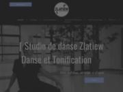 screenshot http://www.ecolededansezlatiew.com ecole de danse à nantes 44