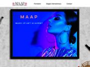 screenshot http://ecoledemaquillage.net/ Make up