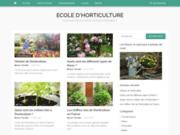 screenshot http://www.ecolehorticulture.be École d'horticulture de la ville de liège