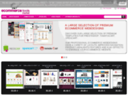 screenshot http://www.ecommercetoolsmarket.com/ Webdesign e-commerce