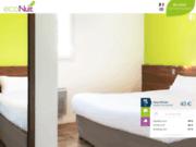 Eco Nuit, 1er Hotel économique écologique à guérande proche de la baule