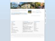 screenshot http://ecotourisme.lespages.fr annuaire de l'écotourisme en france