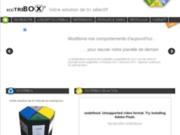 Ecotribox - Poubelles tri sélectif en entreprise