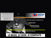 screenshot http://www.ecp-group.com ecp broyeurs et dechiqueteurs