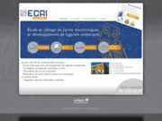 Ecri Electronic : câblage et carte électronique.