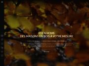 Eden Home : constructeur Haute-Savoie