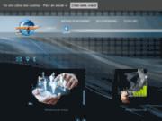 screenshot http://www.edennet.fr eden'net: création de site internet dans la loire