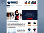 screenshot http://www.edilogic.fr logiciel de location et de négoce de matériel