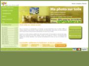 screenshot http://www.editer-mes-photos.com les premiers mois de bébé tout en images