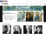 screenshot http://www.editionstheleme.com/ livre audio