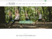 Cours de yoga privés Fontainebleau