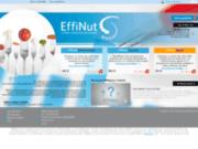 Bilan nutritionnel personnalisé: Effinut