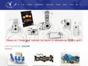 screenshot http://egsm-savigneux-montbrison.fr club de gym à Savigneux et Montbrison