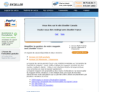 screenshot http://www.ekseller.com logiciel caisse ekseller