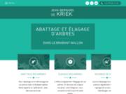 Elagage jbdekriek : un service de qualité