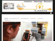 screenshot http://www.electricien-montpellier.net electricien montpellier