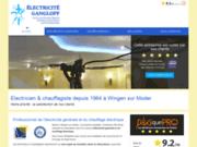 Électricité Gangloff, électricien chauffagiste à Wingen-sur-Moder