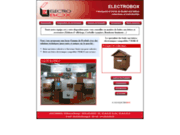 screenshot http://www.electrobox.fr electrobox
