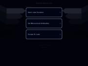 screenshot http://www.elemiah-delecto.com bijoux de chevux, accessoire de coiffure