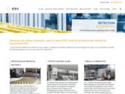 Détecteur de métaux industriels, trieuse pondérale et équipement ESD