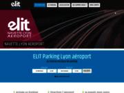 Elit Parking : Parking aéroport de Lyon St Exupery