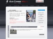 Elite Courses - transport de courrier et petits colis, coursiers à vélo à Caen (14)