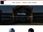 screenshot http://www.elite.fr/ elite : planification et pilotage de projets