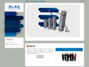 screenshot http://www.elka-consulting.com bureau d'études marketing et sondages