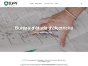 screenshot http://www.elyps.fr mécanique de précision