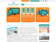 Emeraude Internet - Création de sites Web