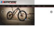 screenshot http://www.empire-cycles.com empire cycles