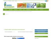 screenshot http://www.emploi-mairies.com emploi et recrutements dans les mairies et collectivites