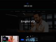 screenshot http://www.emploi-vdi.com emploi vdi