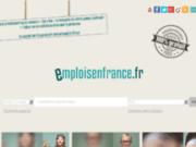 Emplois en France
