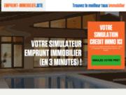 Simulation de crédit pour vos projets immobiliers