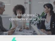 screenshot http://www.endkoo.fr amélioration de la performance commerciale des entreprises