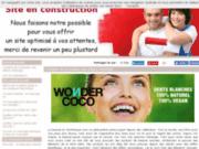 screenshot http://www.energetic-beaute.com massages corps et soins corps à paca - bien être vence