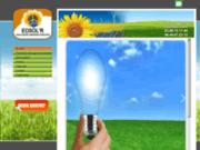 screenshot http://www.energieosolr.fr énergies renouvelables et production d'électricité