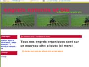 screenshot http://engrais.eklablog.com/ engrais naturels et bio