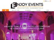 Enjoy Events spécialisée en architecture événementielle