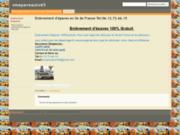 screenshot http://enlevement-epave.fr.ht/ enlevement epaves gratuit a paris ile de france