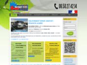 screenshot http://www.enlevementepaves.fr Enlevement voiture épave gratuit en Ile de France et Paris